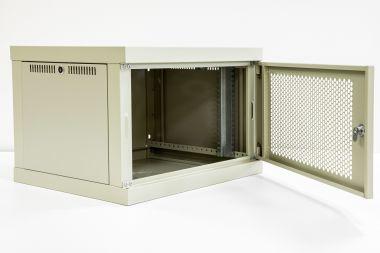 Szafka wisząca CSV Wallmount Lite 6U-580  (perf.)