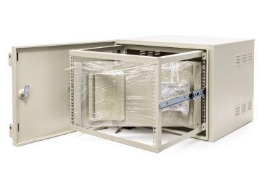 Шкаф антивандальный CSV VA 12U-450
