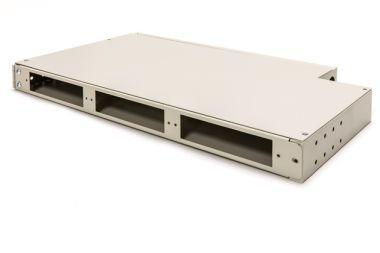 Оптична панель CSV 1U-24 Full (з касетой в зборці)