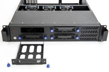 Серверний корпус CSV 2U-MC 4-HotSwap