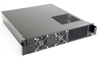 Серверний корпус CSV 2U-LC 6HDD