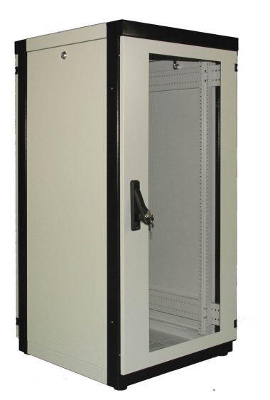 Floor cabinet CSV Lite Plus 24U-600 х 1000 (acrylic)