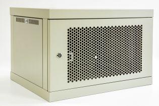 Шкаф настенный CSV Wallmount Lite 6U-580 (перф.)