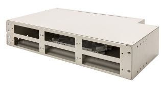 Optical panel CSV 2U-48 Full (with cassette assembly)