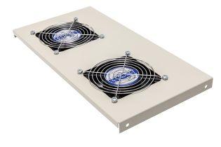 Блок вентиляторів на 2 вентилятора