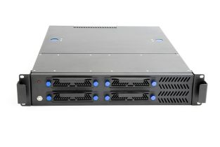Server enclosure CSV 2U-MC 4-HotSwap