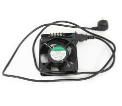 Fan (D - 120 mm.) with power cable