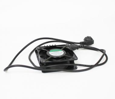 Вентилятор (D - 120 мм.) з кабелем живлення
